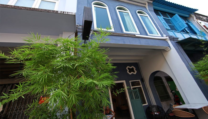Guesthouse à Phuket Town